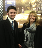 Students at the BYFA event