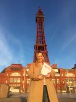 Klaudia in Blackpool